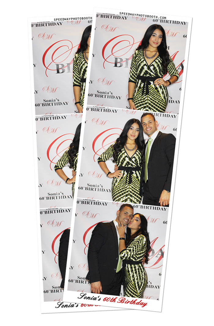 Sonia's Hollywood Red Carpet 60th Birthday