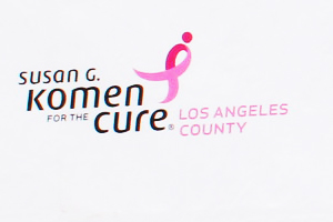 Susan G. Komen Promotes Their Iconic Ribbon Logo for Race For The Cure