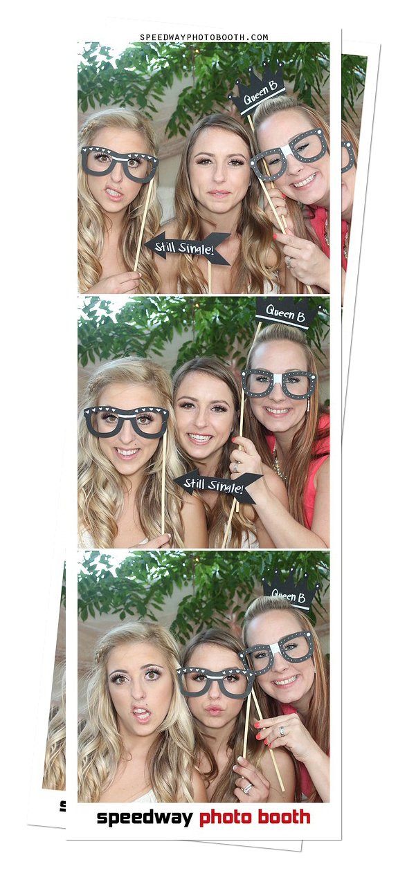 Photo Strips from Tori and Justin Wedding | 5.10.15