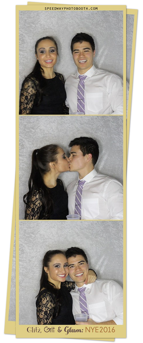 Photo Booth Photos from NYE 2015 Event